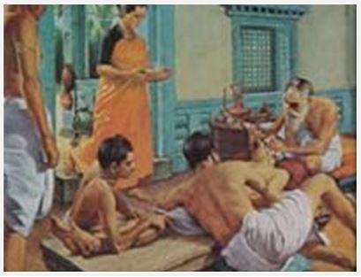 শল্য চিকিৎসক শুশ্রুত   বাংলায় বিজ্ঞান